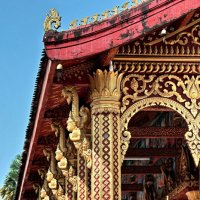 Фрагмент храма Манором :: Евгений Печенин