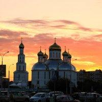 закат :: Александр Жукович
