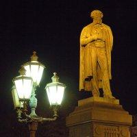 Памятник на Тверской :: Андрей Видеман