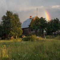 Вечер в деревне :: Ирина Климова