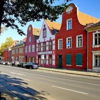 Голландский квартал в Потсдаме :: Денис Кораблёв