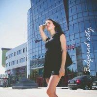 Призма города. Прогулка в Городе. Фотограф В Белгороде. :: Руслан Кокорев