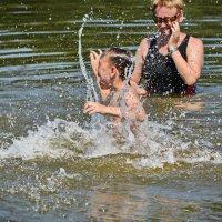 Да здравствует лето у бабушки на Волге!!! :: Aлександр **