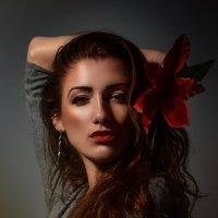 Red Flower :: Irina Zinchenko