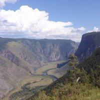 Республика Алтай. Перевал Кату-Ярык. :: Виктория Устюгова
