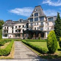 Отель в горах :: Сергей Форос
