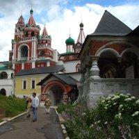 Савва-Сторожевский монастырь (Звенигород) :: Августа