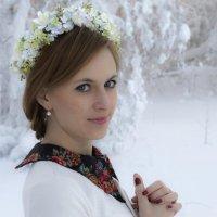 Зимняя весна :: Диана Мелина