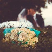 Свадебное фото Таи и Сергея :: Лидия Марынченко