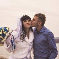 Свадебное фото Дины и Михаила :: Лидия Марынченко