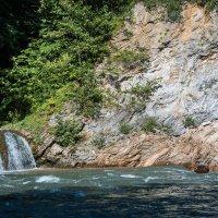 Водопады Руфабго :: Евгений