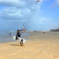 Море и ветер. :: Leonid Korenfeld