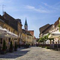 Центральная улица первой столицы Хорватии... :: Cергей Павлович