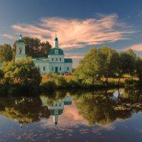 Троицкий храм с. Рязанцы :: Александр Лукин