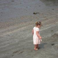 Босоногая малышка :: Natalia Harries