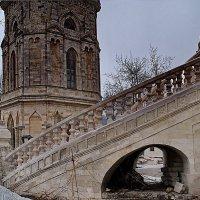 Храм в Быкове :: Борис Александрович Яковлев