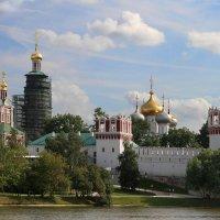 Богородице-Смоленский Новодевичий монастырь :: lady-viola2014 -