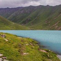 Высокогорное озеро Кёль-Тор :: Игорь Ананьев