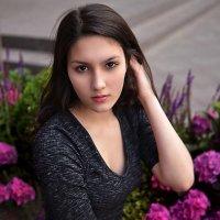 Прекрасный цветок :: София Чацкая