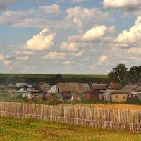 вот моя деревня... :: Оксана Полякова