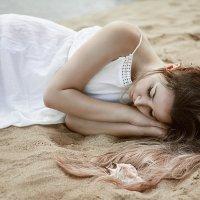 Сон на песке :: София Чацкая