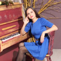пианино :: Вера Ярославцева