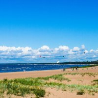 лето ясно ветрено :: Виталий
