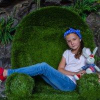 милая девочка Лина :: Юлия Рожкова