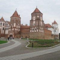 Мирский замок :: Александр Жукович