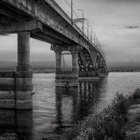 Саратовский мост :: Дмитрий Савченко