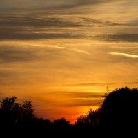 В сто сорок солнц закат пылал ... :: Анатолий. Chesnavik.