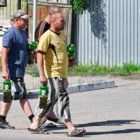 Проблемы,кому идти за пивом,не возникло! :: A. SMIRNOV