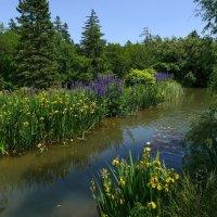 Прогуливаясь по Kingsbrae Gardens (New Brunswick, Canada) :: Юрий Поляков