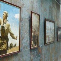 Фрагмент экспозиции музея истории Великой Отечественной войны :: Вадим *