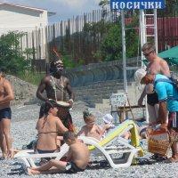 Однажды на пляже :: Михаил Битёв