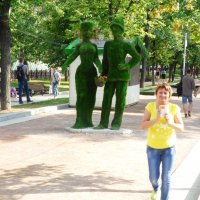 Зелёные человечки.. :: Alexey YakovLev