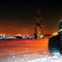 Зимний Петербург. :: Александр Яковлев