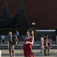 Красная площадь Счастье юности :: Минихан Сафин