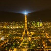 """Город - мечта, город огней. Серия """"la tour Eiffel"""" :: Ашот ASHOT Григорян GRIGORYAN"""