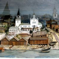 ПО ВОЛГЕ(Саратовский музей) :: Восточный