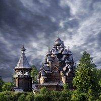 Покровский храм :: ник. петрович земцов