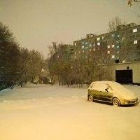 Безмолвие... :: Николай Дони
