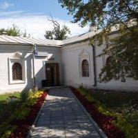 Вход в Царскую баню :: Борис Александрович Яковлев