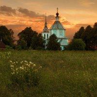 В закатных красках :: Ирина Климова