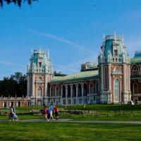 Большой царицынский дворец. :: Алексей Гусаров