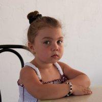 девочка без персиков :: Тася Тыжфотографиня