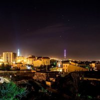 Armenia in night :: Tamarik Grigoryan