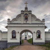 Покрово-Тервенический монастырь :: Valeriy Piterskiy