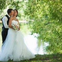 Александр и Юлия... Свадебная фото сессия. :: Иван Клёц