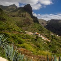 Маска, высокогорное селение, Тенерифа :: Witalij Loewin